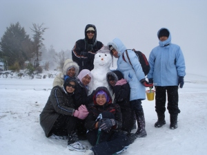 Everybody loves Snowman!!!